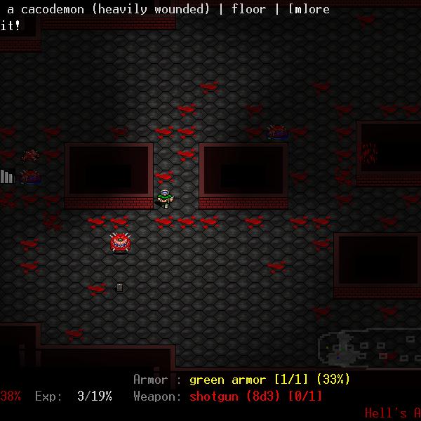 DoomRL Screenshot 1