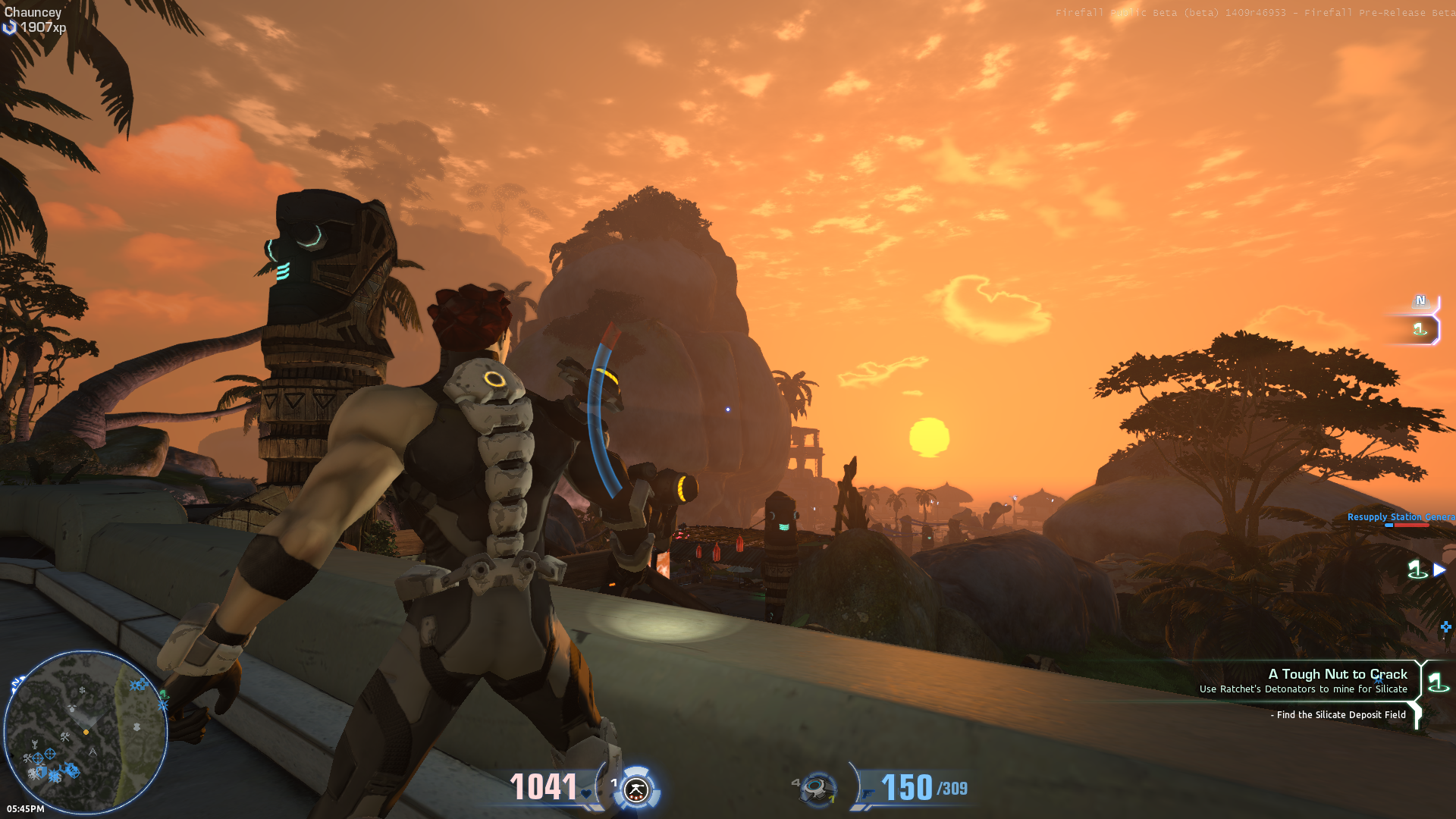 Firefall beta reaches new milestone