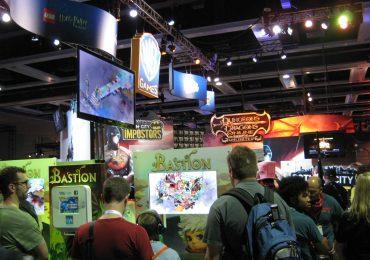 PAX 2011 Expo floor