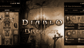 diablo browser