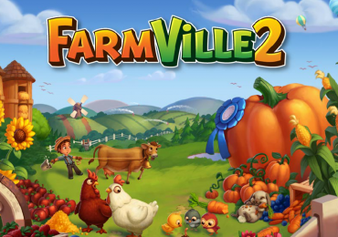FarmVille 2 title screen