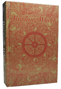 burning wheel gold 25