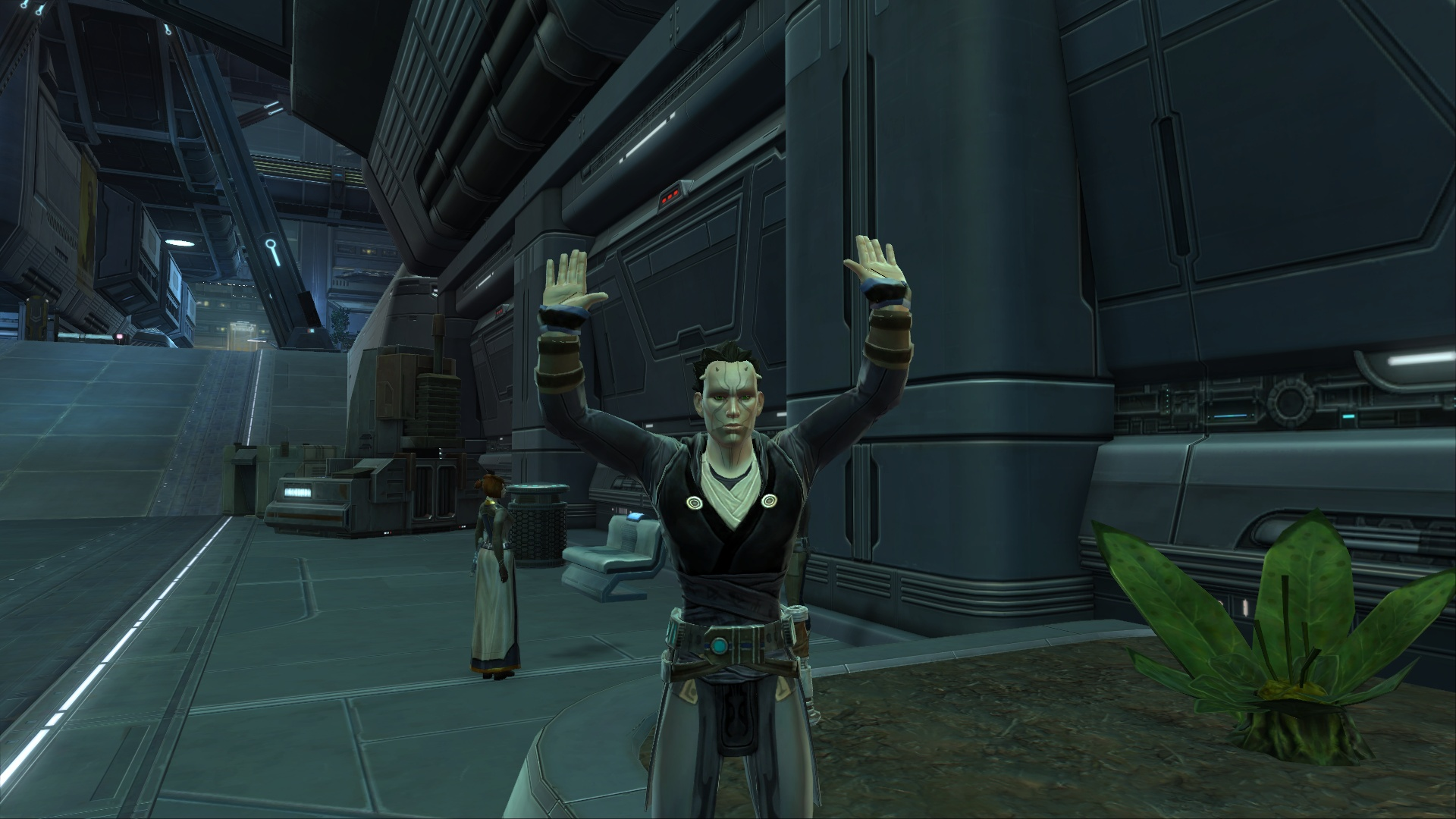 The failings of the SWTOR free to play conversion