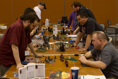 Table Top RPG's - Photo by Devon Christopher Adams - @nooccar