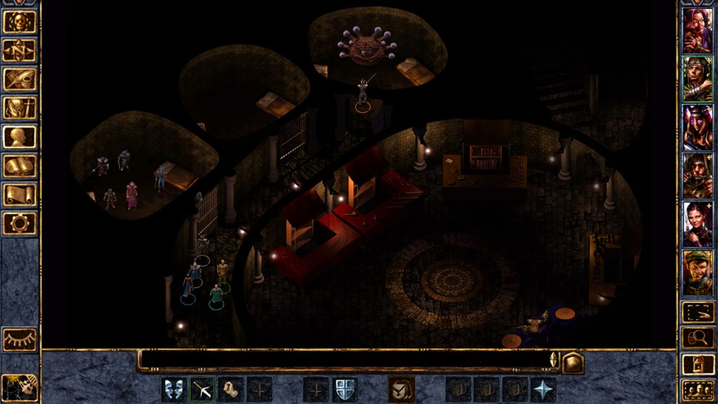 Baldurs Gate Enhanced Edition Screen 1