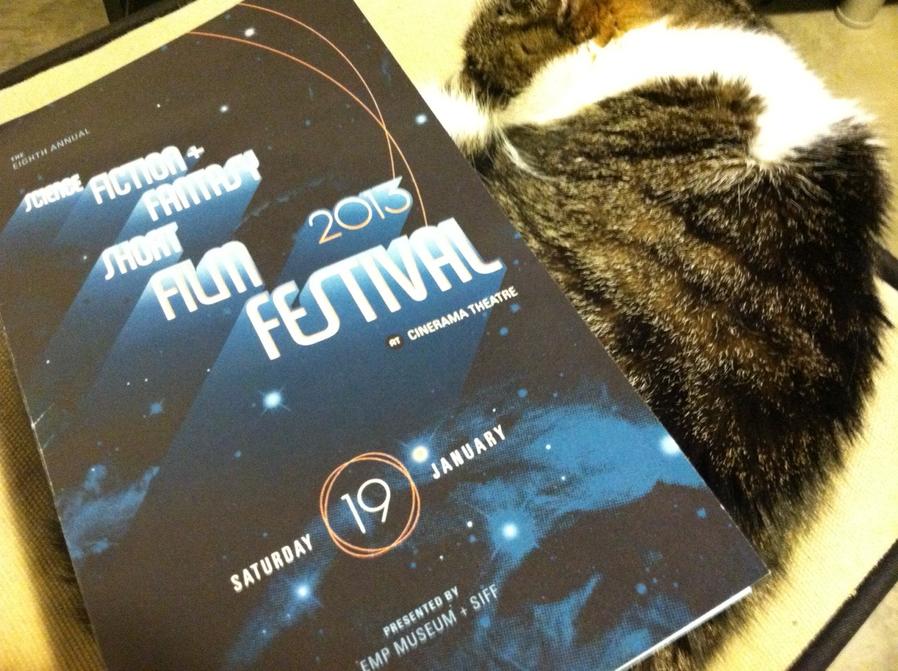 Science Fiction + Fantasy Short Film Festival 2013 | Dorkadia