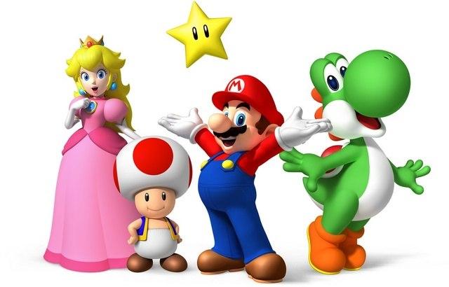 Of mario and men dorkadia for Mario go fish