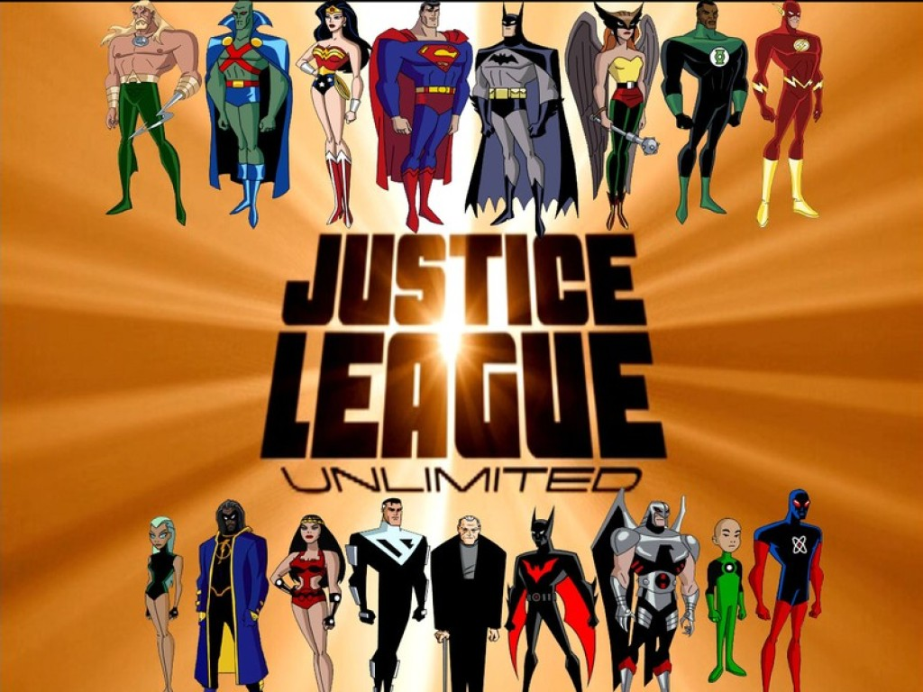 Justice League Unlimited Characters List |Justice League Unlimited Characters