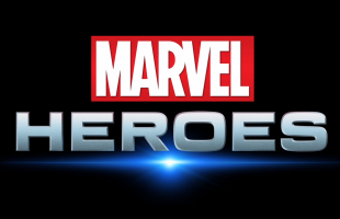 Marvel Heroes Title Screen