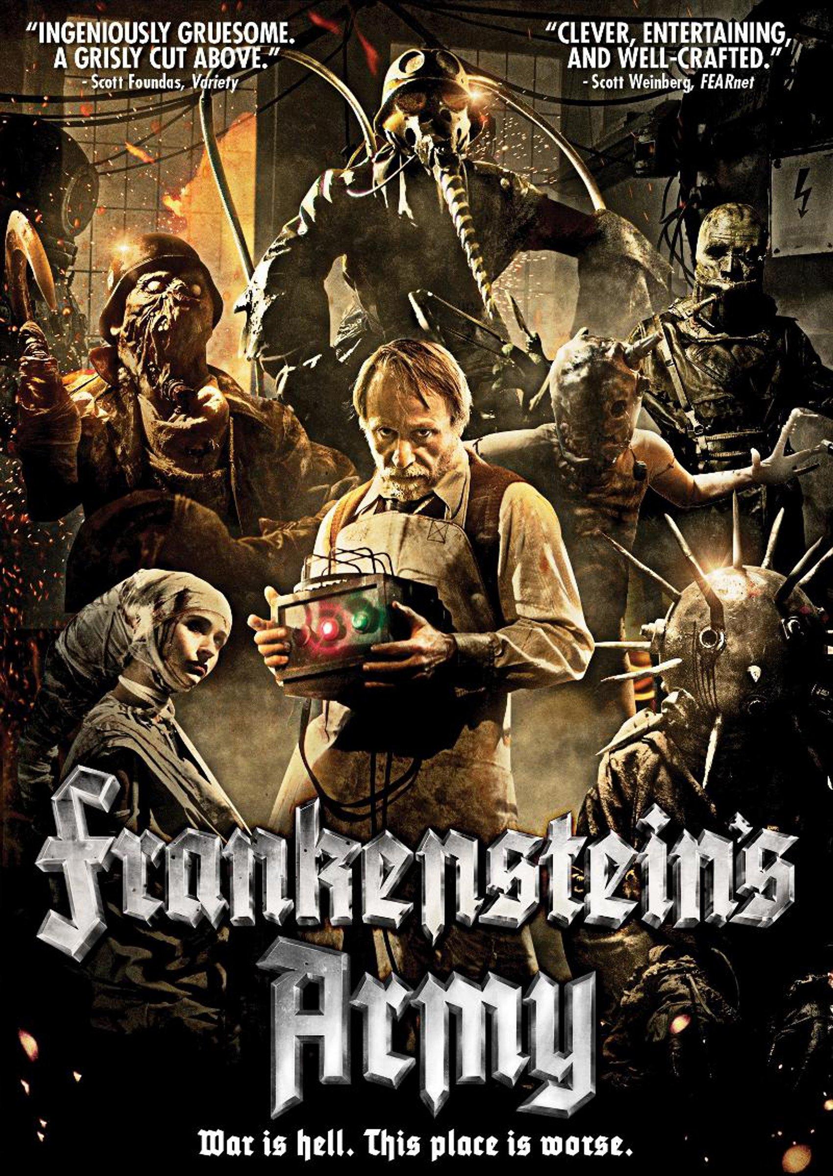Frankenstein's Army - ...