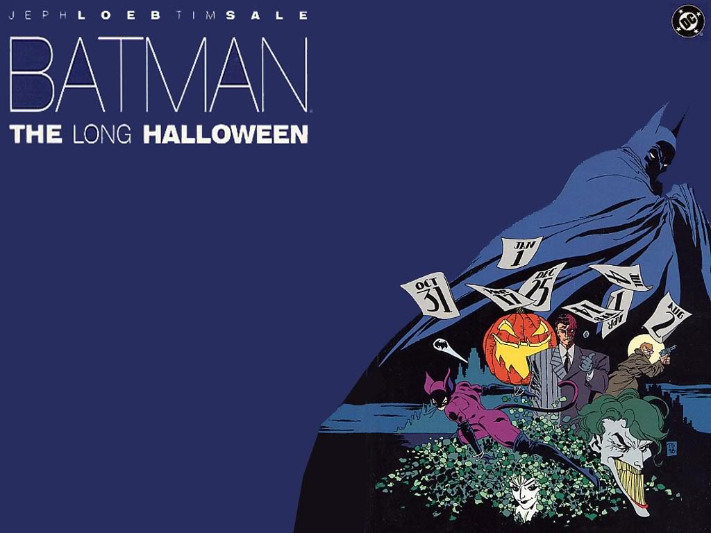 batman: the long halloween | dorkadia