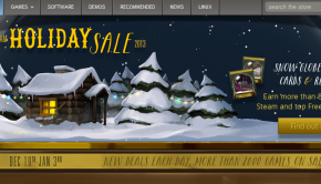 steam holiday sale 2013