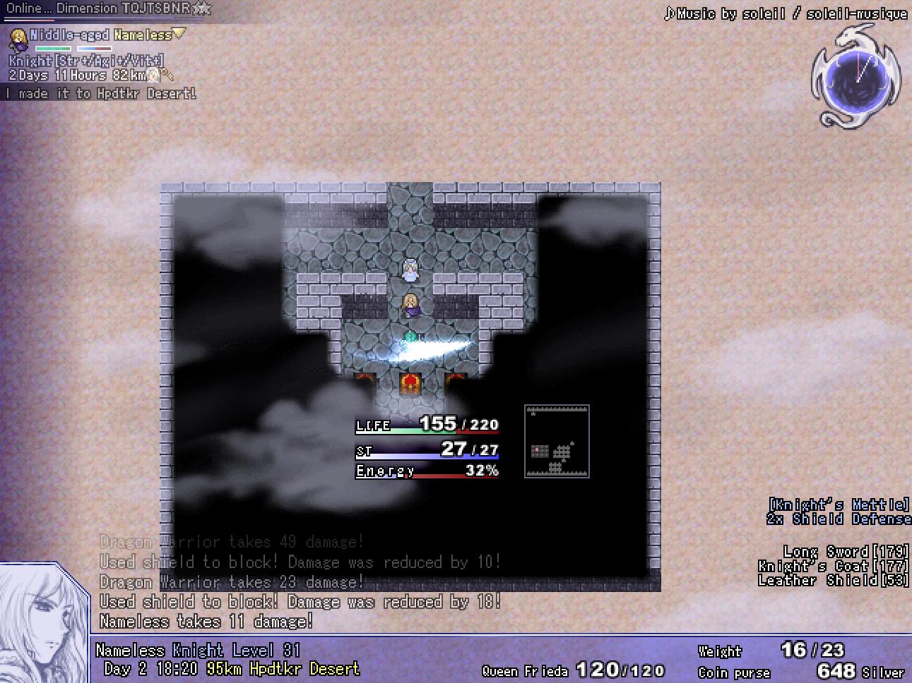 One Way Heroics Screenshot 1