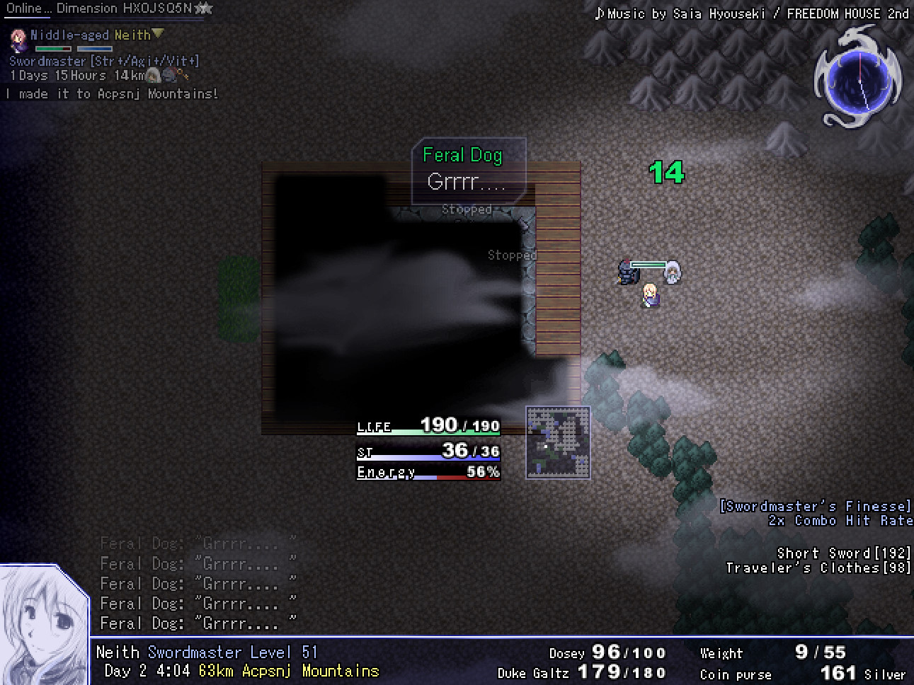 One Way Heroics Screenshot 3