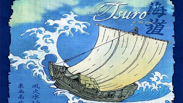 Tsuro of the Seas: A game of treacherous waters
