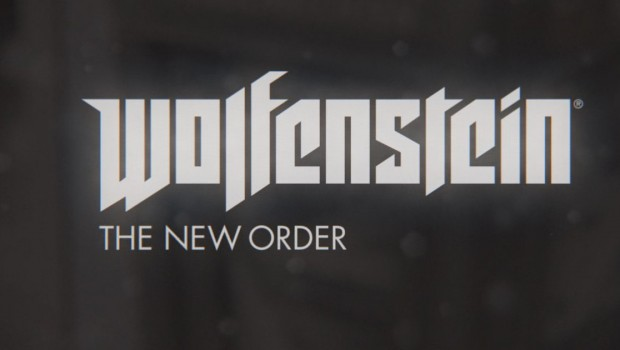 Wolfenstein The New Order Title