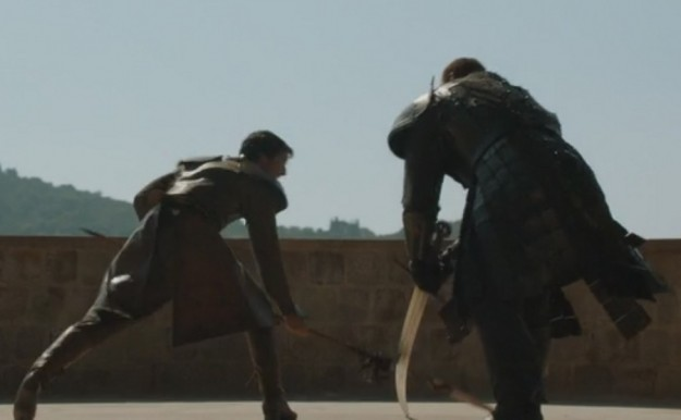Game of Thrones – The Mountain and the Viper