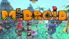 McDROID title