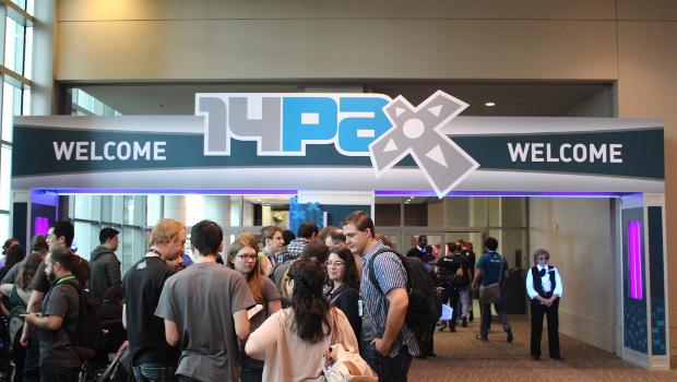 PAX entrance