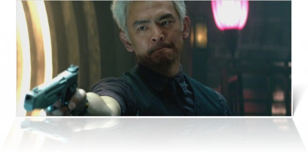 Total Recall: Too Much Lens Flare and Not Enough of John Cho's Hair