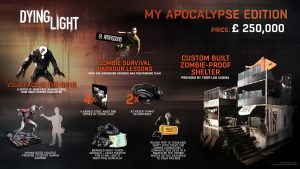 Dying Light My Apocolypse Editon
