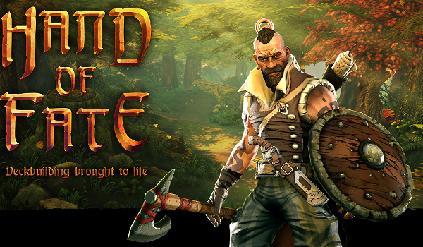 Hand of Fate character logo