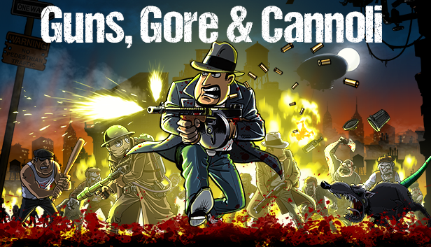 Review: Guns, Gore & Cannoli