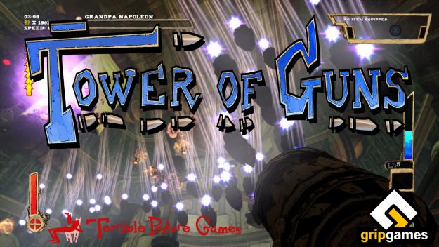 Tower of Guns – Endless FPS Bullet Hell