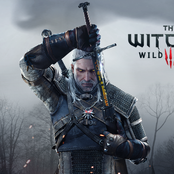 Witcher 3 Geralt Logo