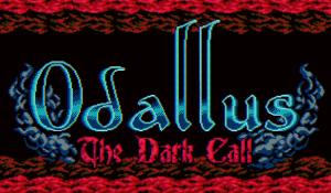 Odallus title