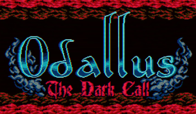 Odallus: The Dark Call – Retro like I remember