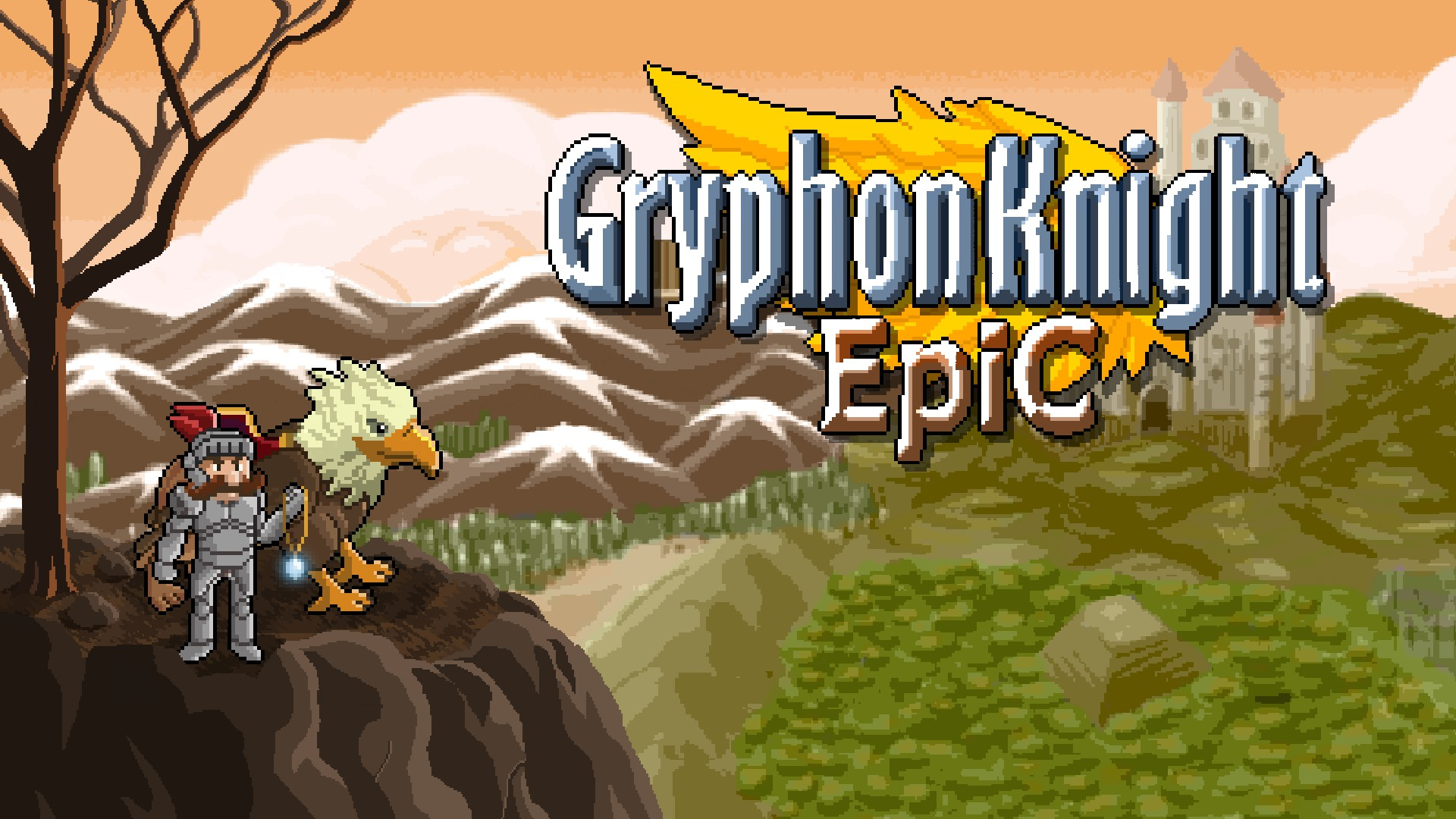 Gryphon Knight Epic – A charming mustachioed shooter