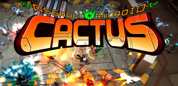 Assault Android Cactus – Bring on the bad guys!