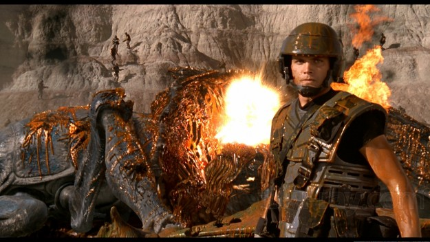 Way Too Late Reviews: Starship Troopers
