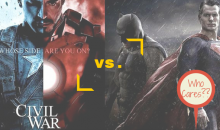 Civil War vs. Dawn of Justice: Who Cares??
