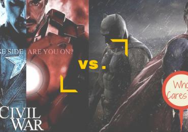 Civil War vs. Dawn of Justice