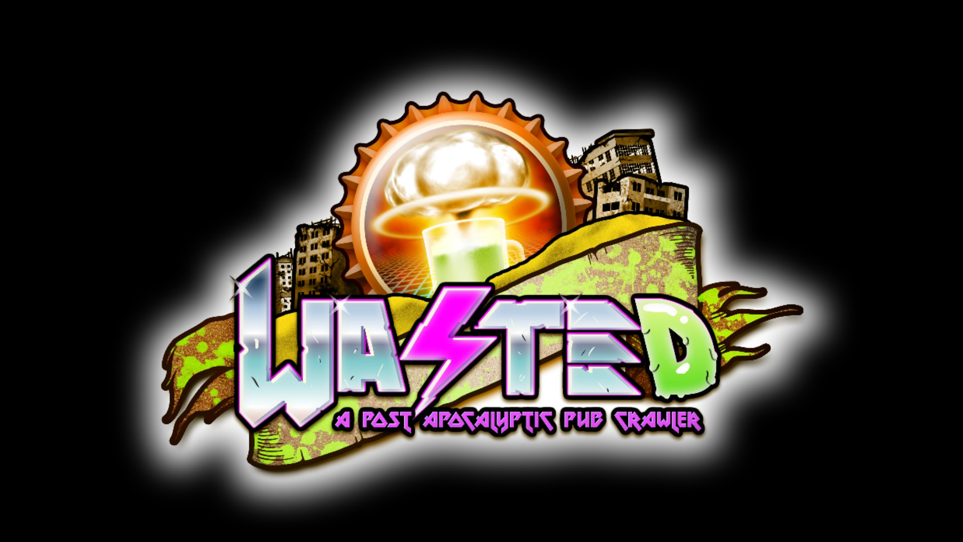 Wasted is the Fallout roguelike you've been waiting for.