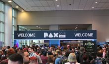 PAX West 2016  Day One wrap up
