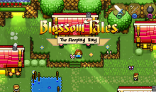 Preview – Blossom Tales: The Sleeping King