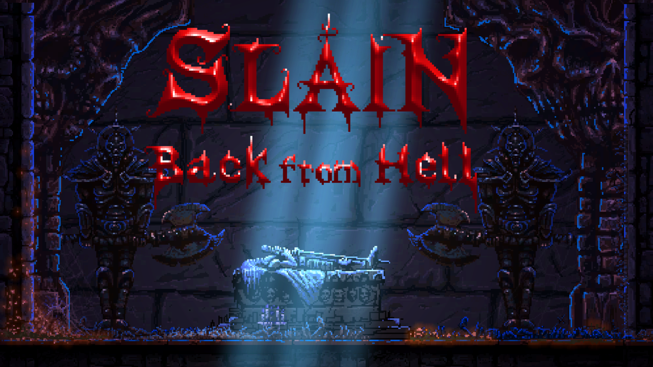 Slain: Back from Hell – Just another kind of Hell?