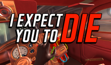 'I Expect You to Die' is a must own for VR