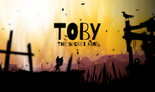 'Toby: The Secret Mine' is a colorful take on 'LIMBO'