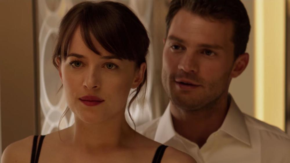 EL James' husband Niall Leonard to write Fifty Shades Of Grey sequel screenplay