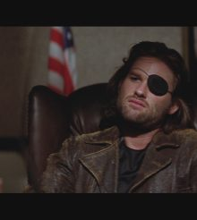 Escape from New York: They Call Him Mr. Plissken