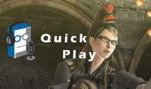 Quick Play episode 1 – Bayonetta
