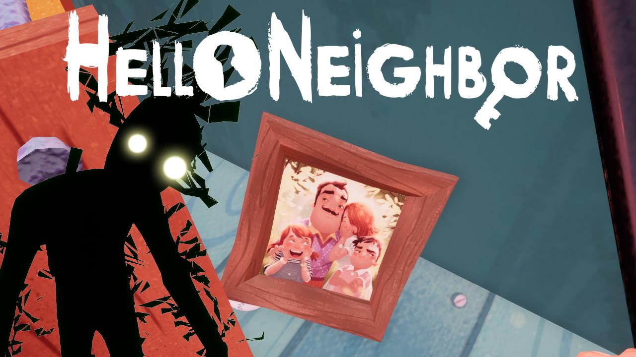 Hello Neighbor - A surprisingly deep emotional journey  | Dorkadia